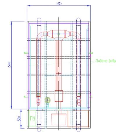 Снегоплавильная установка, снеготаялка - тех. характеристики